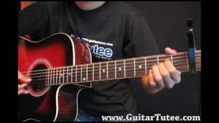 Alison Krauss - Baby Now That I Found You, by www.GuitarTutee.com