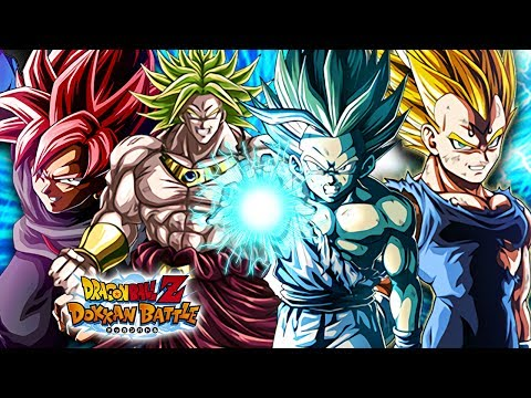 HOW WILL THE SUMMONABLE LRs COMPARE LATER ON!? DBZ Dokkan Battle LR Analysis!