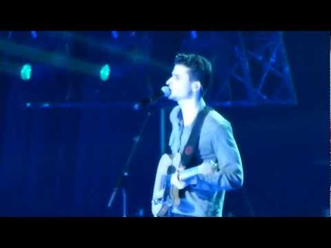 BB Brunes - Coups Et Blessures @ Make-A-Wish 14-12-12.MTS