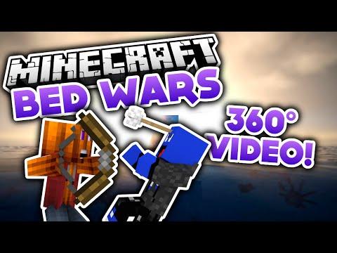 360° Video in Bed Wars! | DieBuddiesZocken