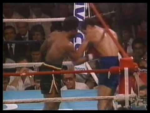 Aaron Pryor vs Alexis Arguello I - Nov 12, 1982 - Entire fight - Rounds 1 - 14
