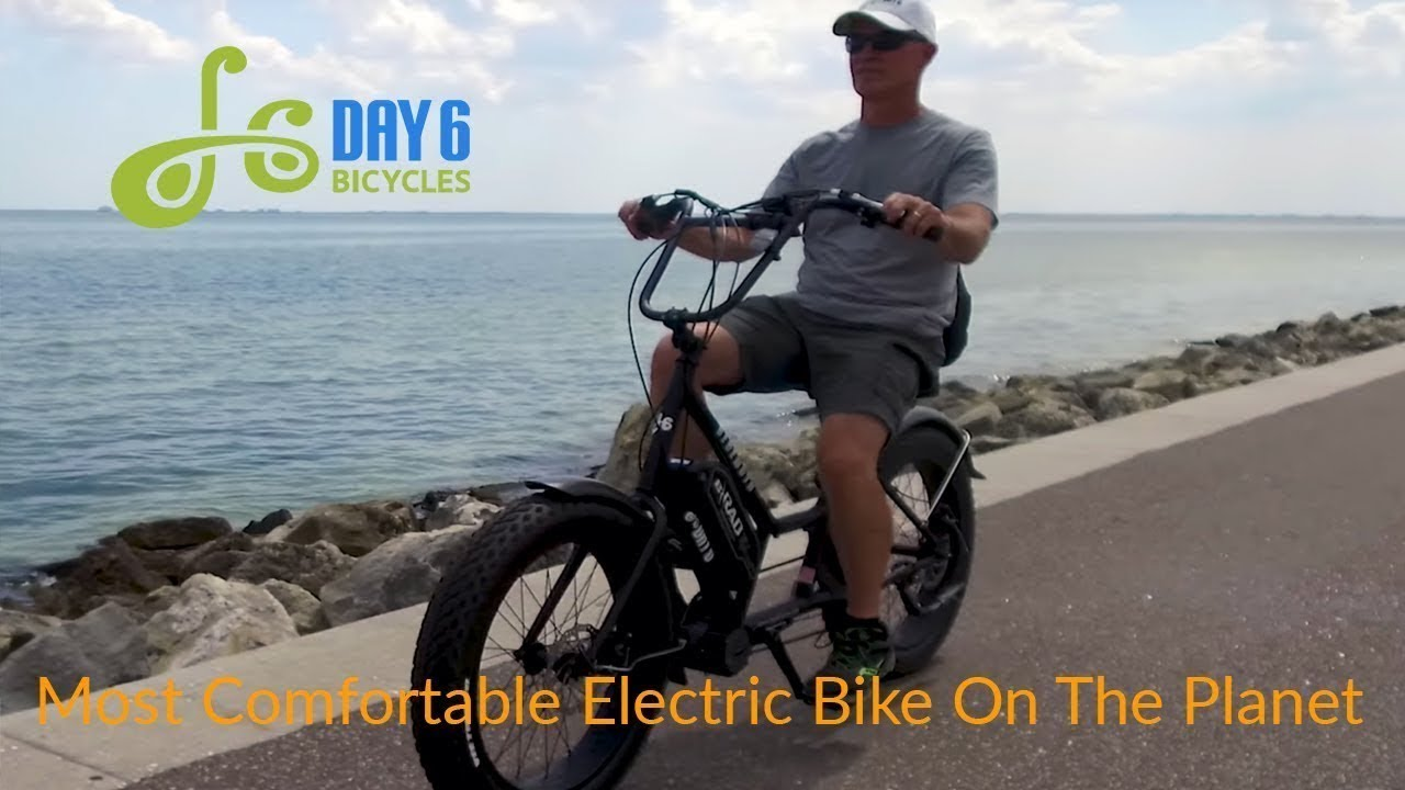 Day 6 Electric - Day 6 Bicycles Day 6 Bicycles