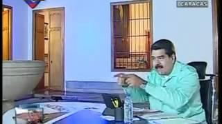 Clientes de Banco de Venezuela mantendrán su cupo, según Maduro