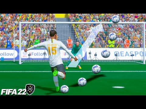 De 4a DIVISIÓN a 5a DIVISIÓN ... MODO CARRERA FIFA 22