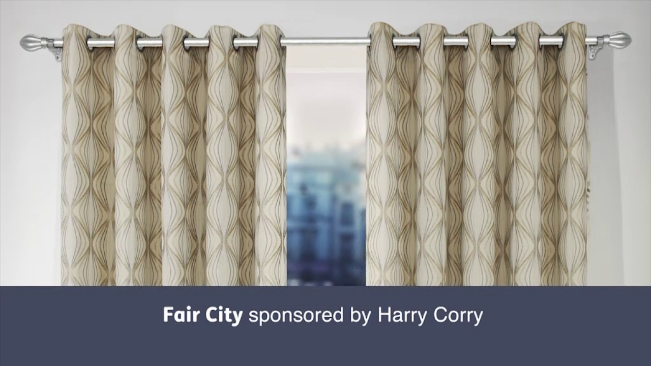 Windsor teal eyelet curtains harry corry limited - Ready Made Curtains Uk Ireland Harry Corry Eyelet Curtains Harry Corry