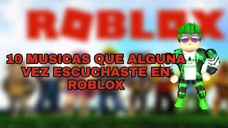 10 music you've ever heard on roblox // CrazyCraft //