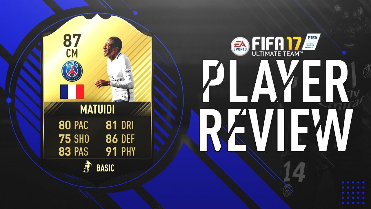 Blaise Matuidi FIFA 18 - 86 IF - Prices and Rating ...