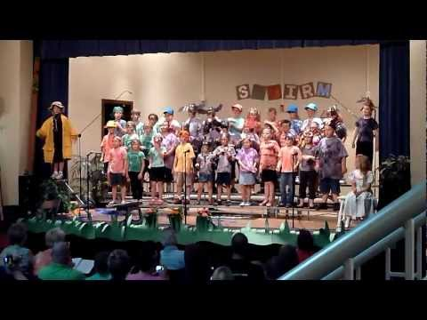 Squirm the Musical by Lydia Middleton Elementary School 2nd Grade