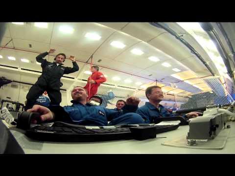 Engineering in Zero Gravity at University College Dublin
