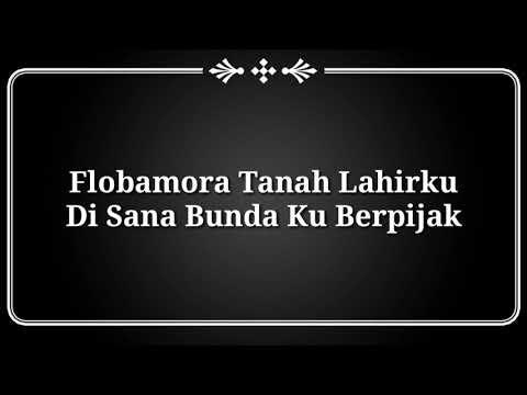 Dari Flobamora Wajib Nonton - Jadi Ingat Kampung Halaman - Song By Kahar (Official Video Lirik)