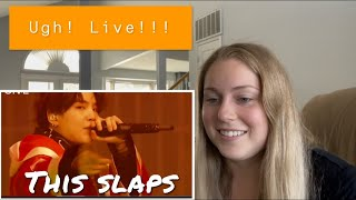 """First Time Reaction to """"UGH!"""" Live Performance!"""