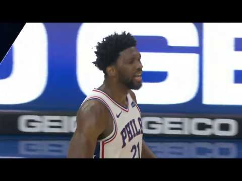 Orlando Magic vs Philadelphia 76ers | October 20, 2018
