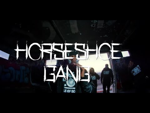 "KXNG Crooked & Horseshoe Gang ""COB CYPHER 2018"""