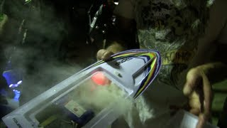Crawler Teds Garage Mini Mono esc goes up in flames !