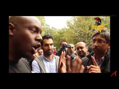 Sa Ra destroys Shabir in Hyde Park