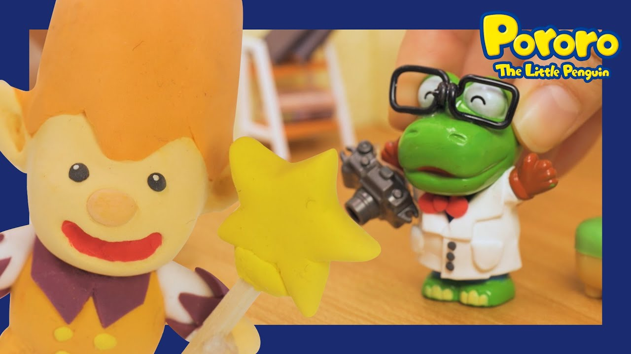 Pororo Toy Story | #6 Crong's Wish  | Play with Toys! | for kids