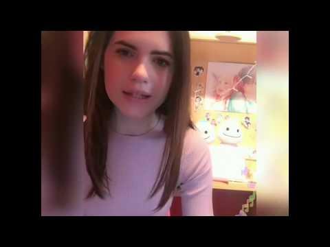 Bule Spanyol nyanyi lagu indonesia Cassandra - Cinta terbaik