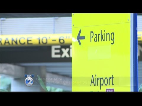HDOT warns Honolulu airport travelers of limited parking during Memorial Day weekend