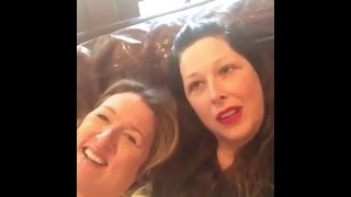 A Chat with Carnie Wilson and Antonia Namnath about WLSFA.ORG Nashville Fundraiser