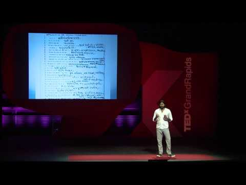 Become a Story Now: Vikram Gandhi at TEDxGrandRapids