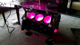 Vq35 Coffee Table With Led Lights