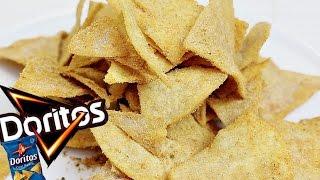 CopyCat Cool Ranch Doritos Recipe