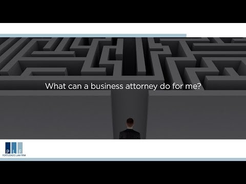 What can a business attorney do for me?