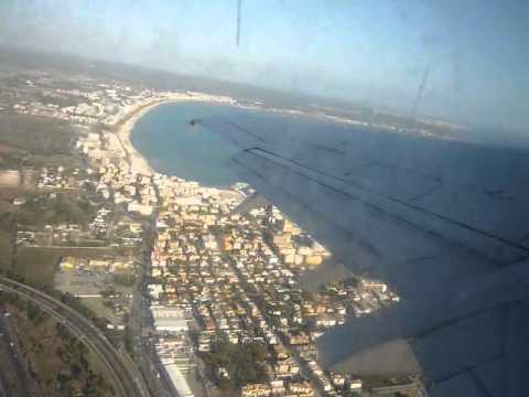 Port Lotniczy Palma De Mallorca Start Samolotu AIR ITALY POLSKA
