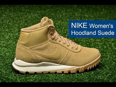 Обзор ботинок Nike Women's Hoodland Suede Shoe