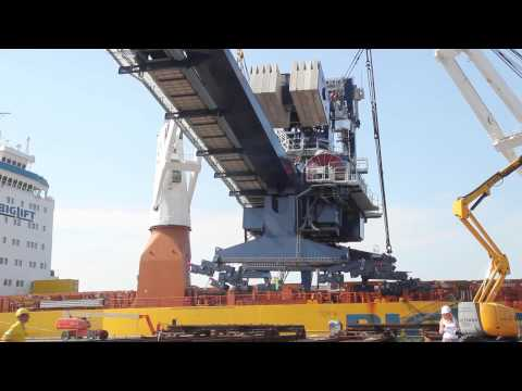 BLRT Grupp: Marketex Offshore Constructions produced Cargote