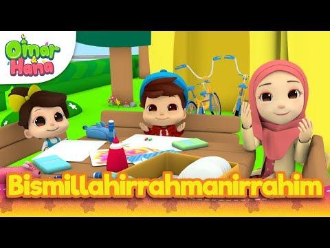 Lagu Kanak-Kanak Islam | Bismillahirrahmanirrahim | Omar & Hana