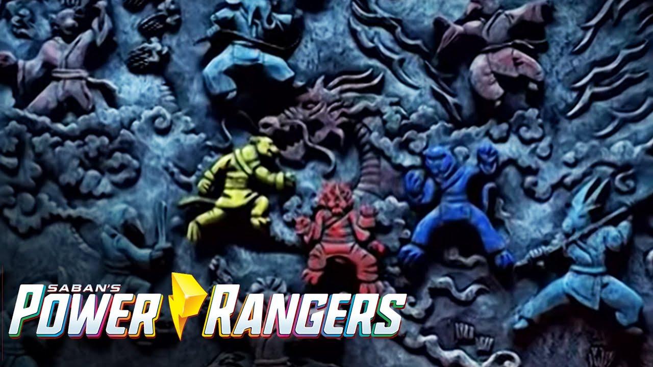 Download Power Rangers Jungle Fury Final Scene | Power Rangers Official