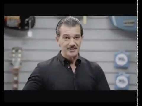 Antonio Banderas - BZ WBK