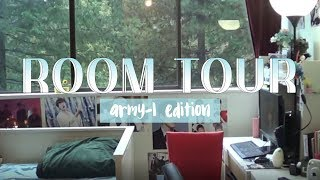 kpop room tour | army/exo-l edition