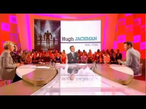 She gets FEVER by Hugh!