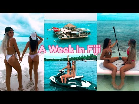 OUR FIJI VLOG! | The Best Trip Ever! (Schoolies) Mescia Twins