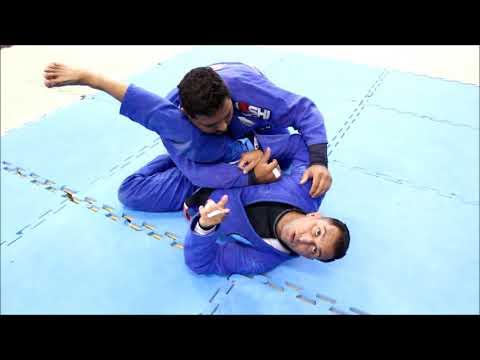 Pura Técnica de Jiu Jitsu  Veja esse Vídeo