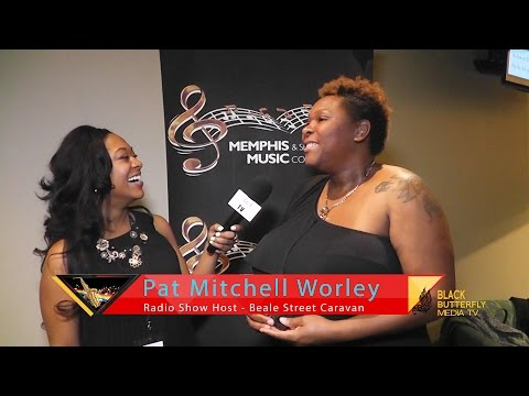 2015 Emissaries of Memphis Music - Pat Mitchell-Worley Interview