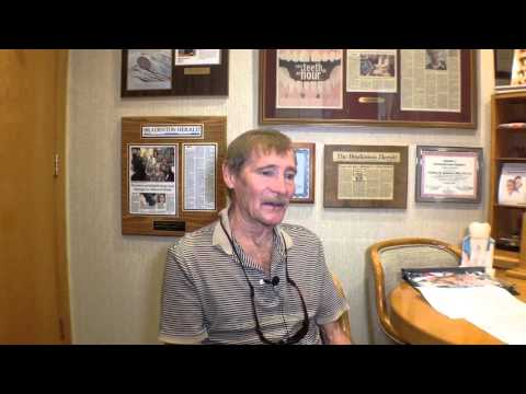 Dave Shares a Testimonial For an Implant Supported Lower Denture in Bradenton, FL