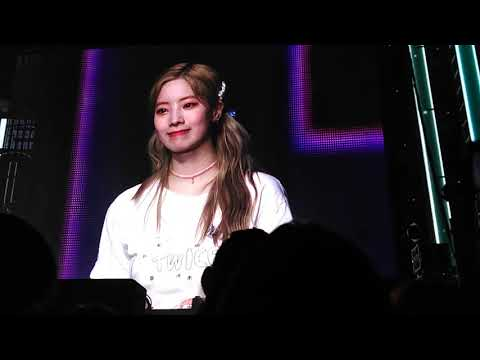 20190713 Twice TWICELIGHTS Singapore Ending Tearful Close Up Speeches (Fancam)