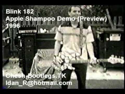 Blink 182  Apple Shampoo Demo Preview 1996