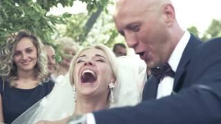 Классическая свадьба в яхт-клубе