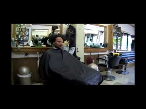 New Haircut (bye-bye hair)