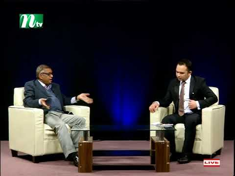 Ajker Shonglap With Ariful Haque Chowdhury S2