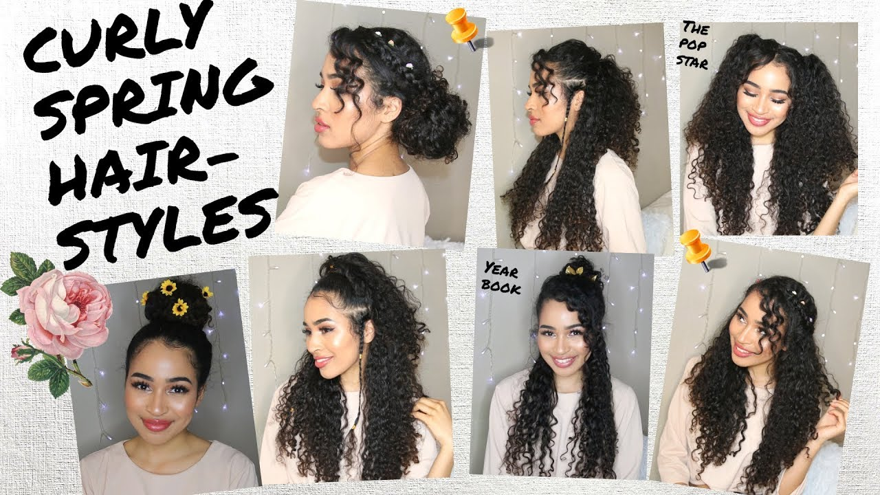 7 spring summer hairstyles