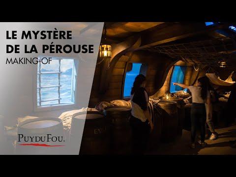 Making-of « Le Mystère de La Pérouse »