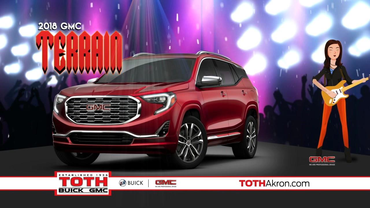 Toth Buick GMC Rocktober YouTube - Toth buick car show