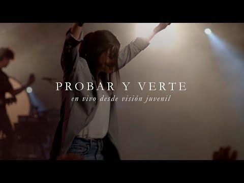 Majo y Dan -  Probar y Verte (Videoclip)