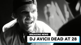 """Avicii Dead at 28 – Swedish DJ famous for """"Wake Me UP"""""""