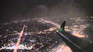 Air canada Jazz CRJ-900 Takeoff From Toronto Pearson International Airport